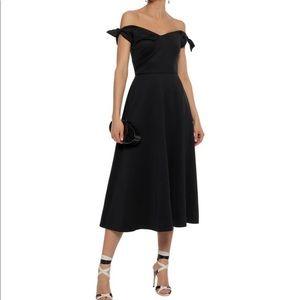 Saloni off shoulder dress